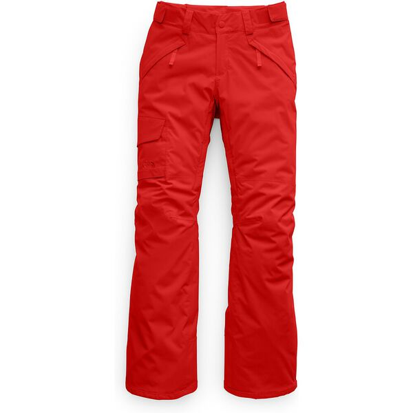 Women's Freedom Insulated Pants, FIERY RED, hi-res