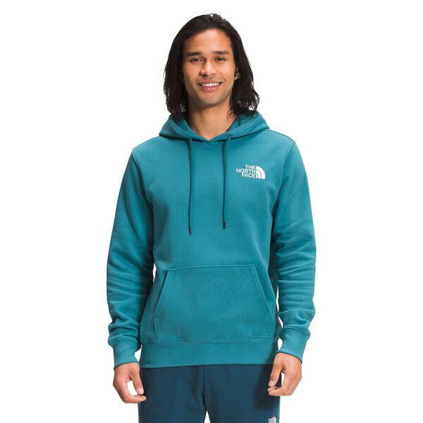 Men's Box NSE Pullover Hoodie, STORM BLUE, hi-res