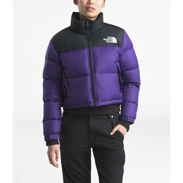 Women's Nuptse Crop