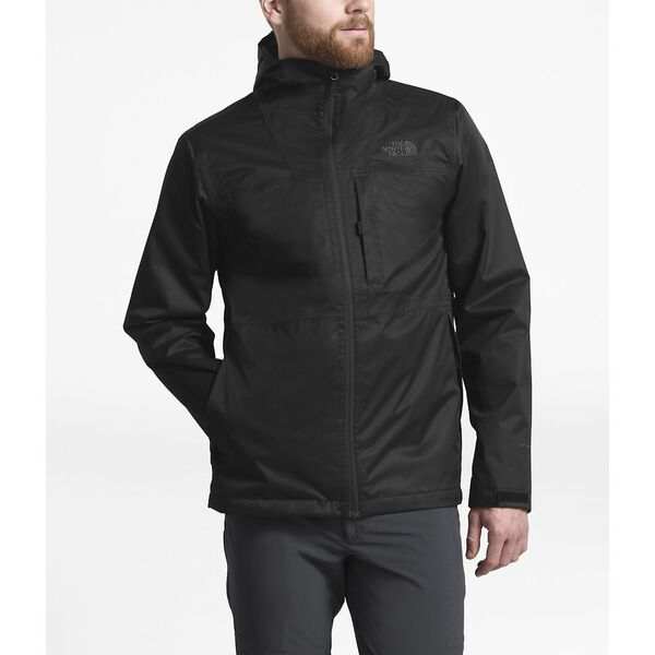 Men's Arrowood Triclimate® Jacket, TNF BLACK, hi-res