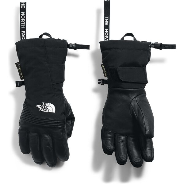 WOMEN'S POWDRFLO GTX ETIP GLOVE, TNF BLACK, hi-res