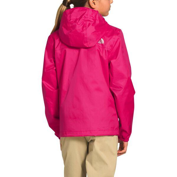 Girls' Resolve Reflective Jacket, MR. PINK, hi-res