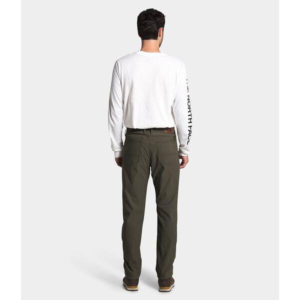 Men's Sprag 5-Pocket Pants, NEW TAUPE GREEN, hi-res