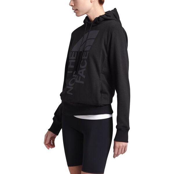 Women's Trivert Pullover Hoodie, TNF BLACK, hi-res