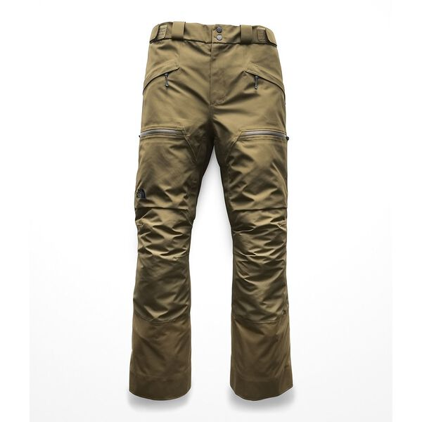 MEN'S POWDERFLO PANT, BEECH GREEN, hi-res