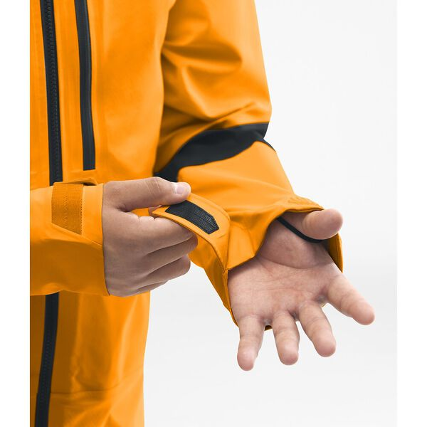 Men's Summit L5 FUTURELIGHT™ Jacket, KNOCKOUT ORANGE/TNF BLACK, hi-res
