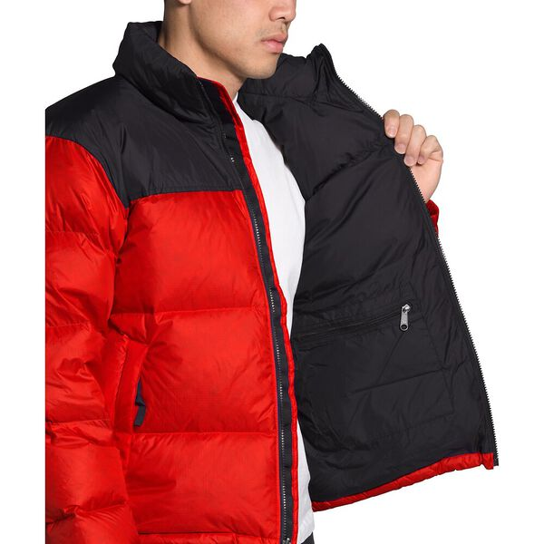 Men's 1996 Retro Nuptse Jacket, FIERY RED, hi-res