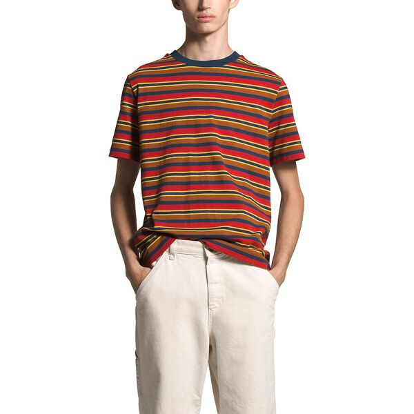 Men's Short-Sleeve Berkeley Stripe Tee