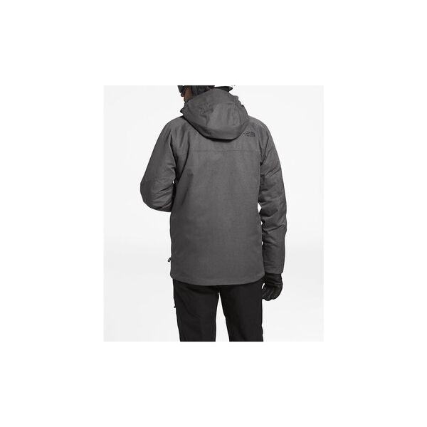 Men's Chakal Jacket, TNF DARK GREY HEATHER, hi-res