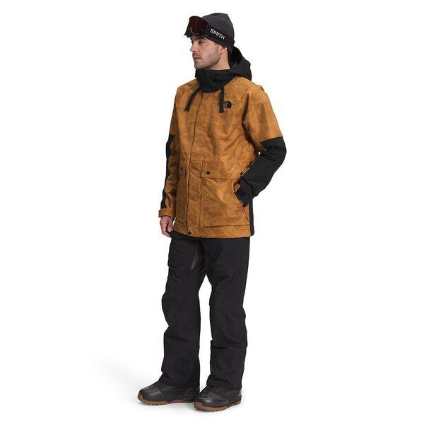 Men's Balfron Jacket, TIMBER TAN TONAL DUCK CAMO PRINT/TNF BLACK, hi-res