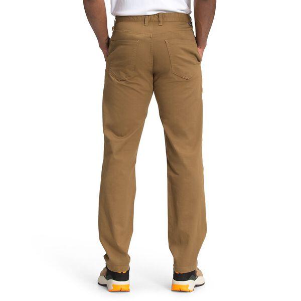 Men's Motion Pants, UTILITY BROWN, hi-res