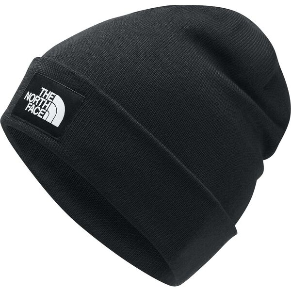 Dock Worker Recycled Beanie, TNF BLACK, hi-res
