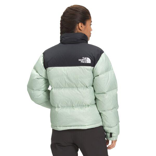 Women's 1996 Retro Nuptse Jacket, GREEN MIST, hi-res