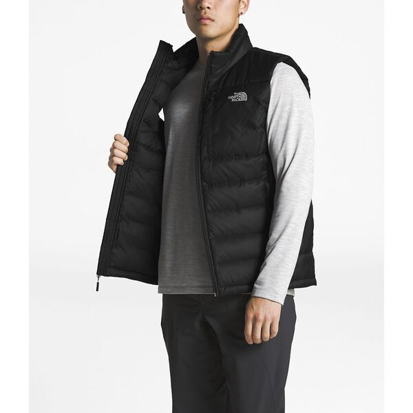 Men's Aconcagua Vest, TNF BLACK, hi-res