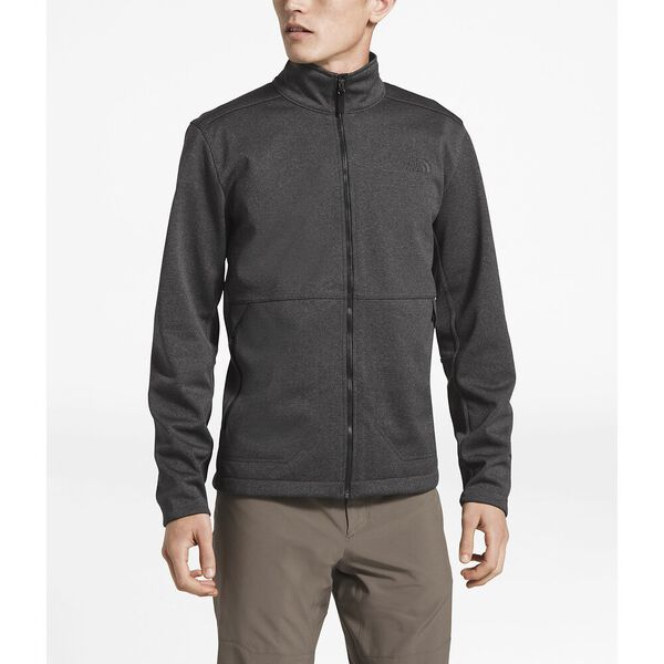Men's Apex Canyonwall Jacket, TNF DARK GREY HEATHER, hi-res