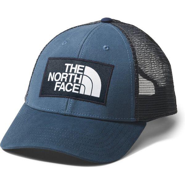 MUDDER TRUCKER HAT, BLUE WING TEAL/URBAN NAVY, hi-res