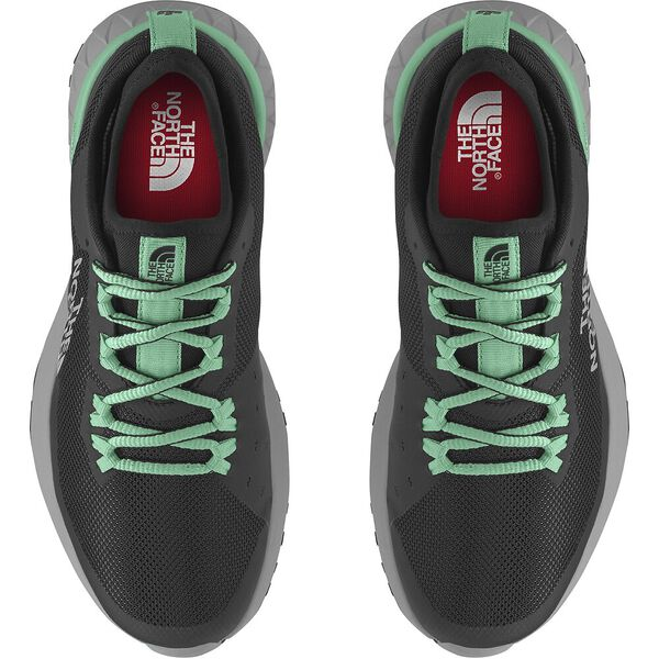 Women's Ultra Traction, TNF BLACK/GREEN ASH, hi-res