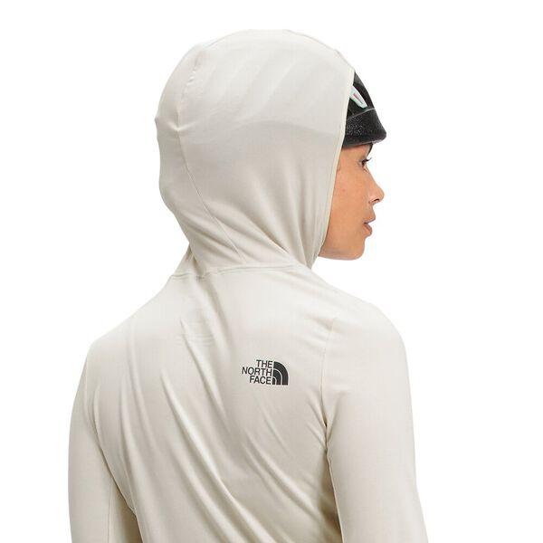 Women's North Dome Sun Hoodie, VINTAGE WHITE, hi-res