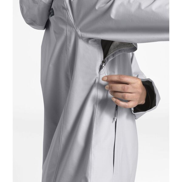 Women's Venture 2 Jacket, TNF LIGHT GREY HEATHER, hi-res