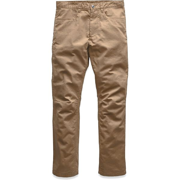 MEN'S SLIM FIT MOTION PANTS, CARGO KHAKI, hi-res