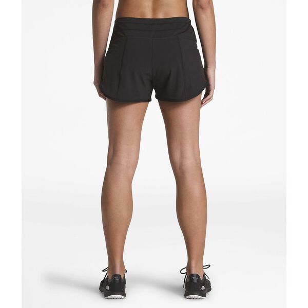 W AMBITION SHORT, TNF BLACK, hi-res