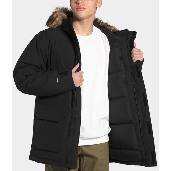 Men's McMurdo Parka, TNF BLACK, hi-res