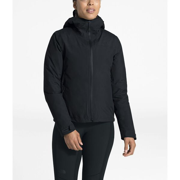 WOMEN'S MOUNTAIN LIGHT TRICLIMATE® JACKET, TNF BLACK/TNF BLACK, hi-res