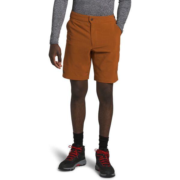 Men's Paramount Active Shorts, CARAMEL CAFE, hi-res