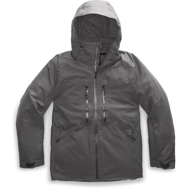 Men's Chakal Jacket, TNF DARK GREY HEATHER, hi-res