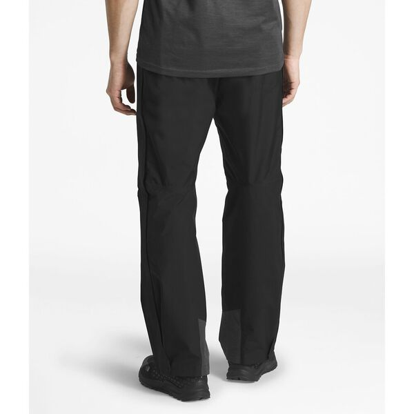 MEN'S DRYZZLE FULL ZIP PANT, TNF BLACK/TNF BLACK, hi-res