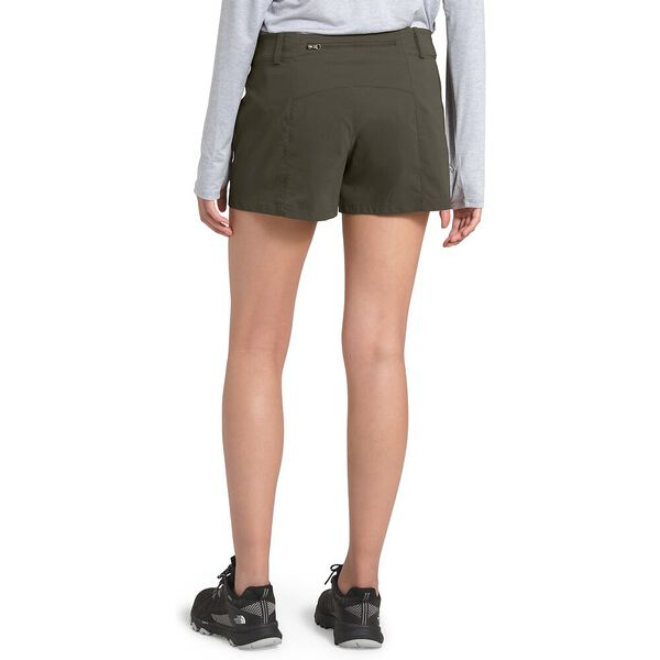 Women's Paramount Active Shorts, NEW TAUPE GREEN, hi-res