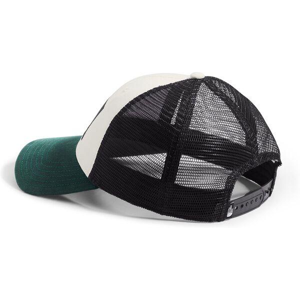 Mudder Trucker Hat, EVERGREEN/VINTAGE WHITE, hi-res