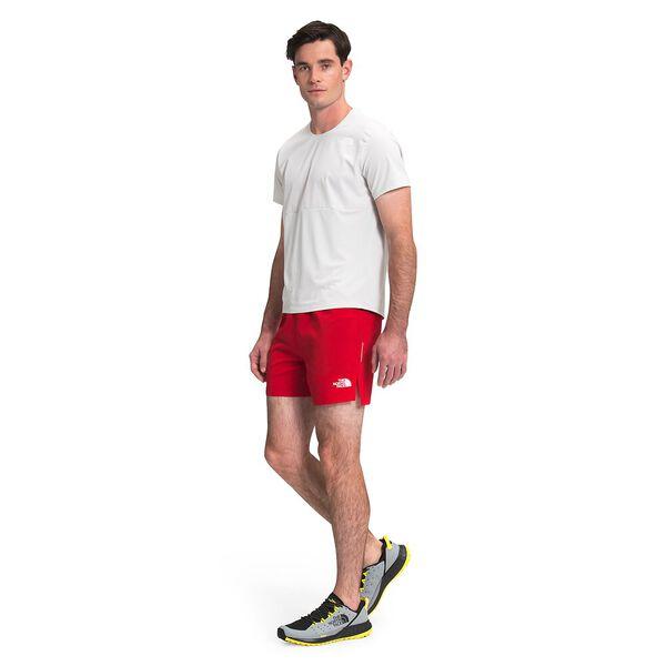 Men's Movmynt Shorts, TNF RED, hi-res