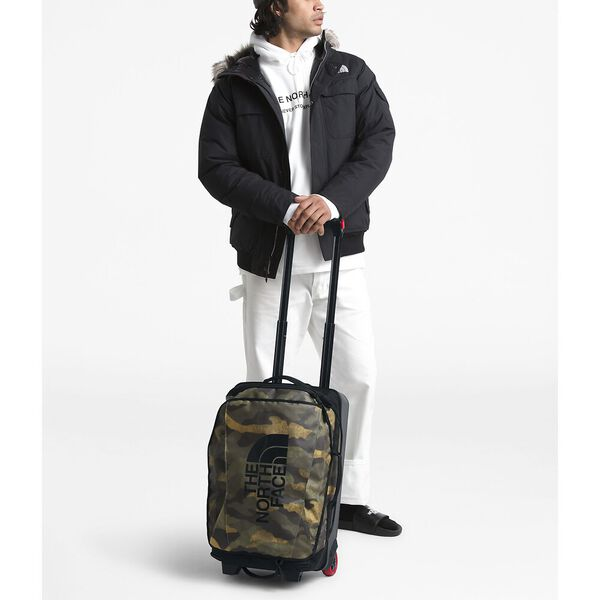 "Rolling Thunder - 22"", BURNT OLIVE GREEN WAXED CAMO PRINT/TNF BLACK, hi-res"