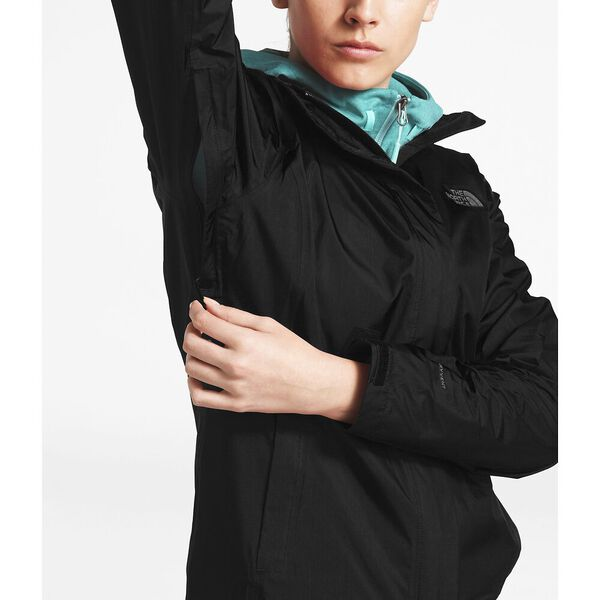 WOMEN'S VENTURE 2 JACKET, TNF BLACK, hi-res