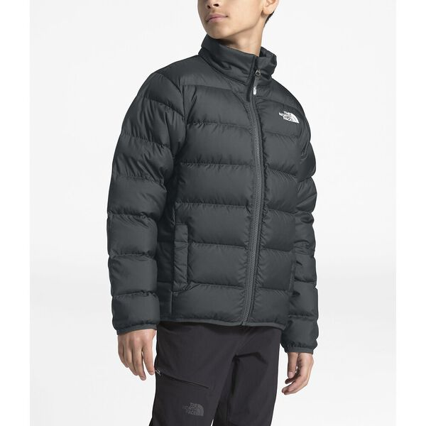 Boys' Andes Jacket, ASPHALT GREY, hi-res