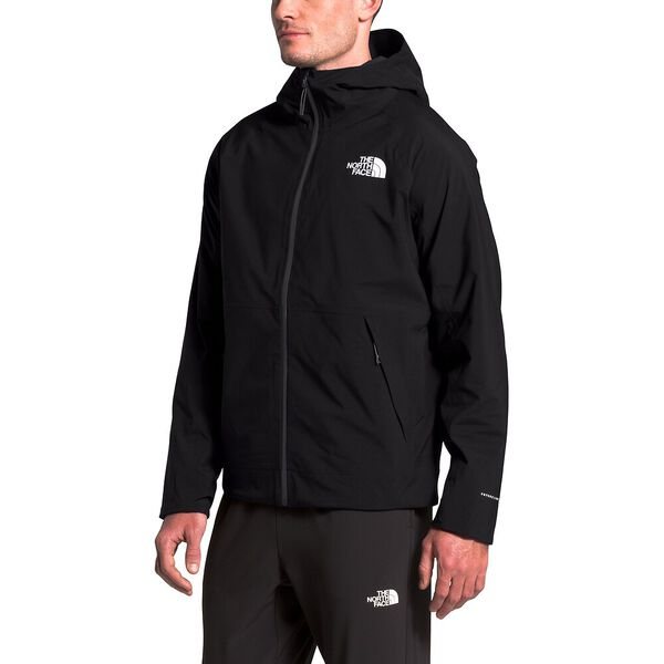 Men's AT FUTURELIGHT™ Insulated Full Zip Hoodie, TNF BLACK, hi-res