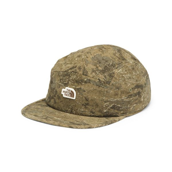 Marina Camp Hat, MILITARY OLIVE CLOUD CAMO WASH PRINT, hi-res