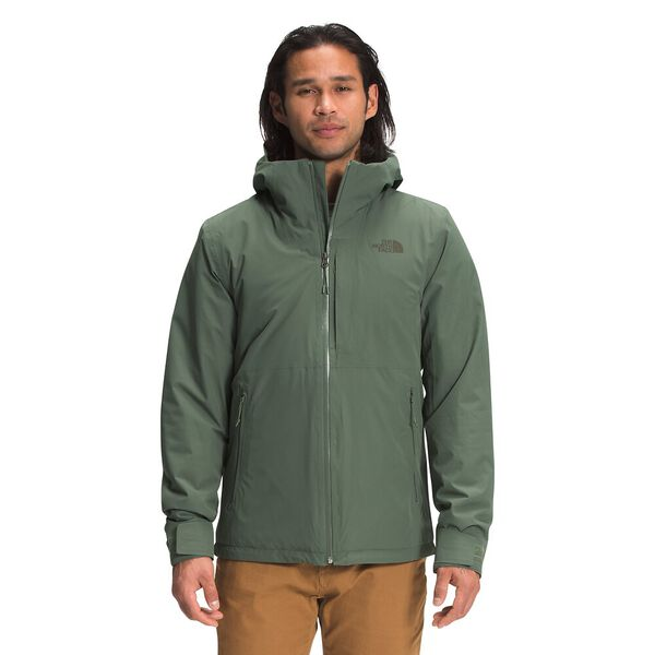 Men's Inlux Insulated Jacket, THYME, hi-res