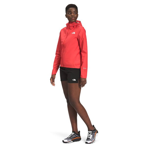 Women's First Dawn Packable Jacket, HORIZON RED, hi-res