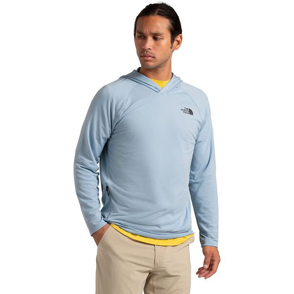Men's North Dome Pullover, FADED BLUE, hi-res